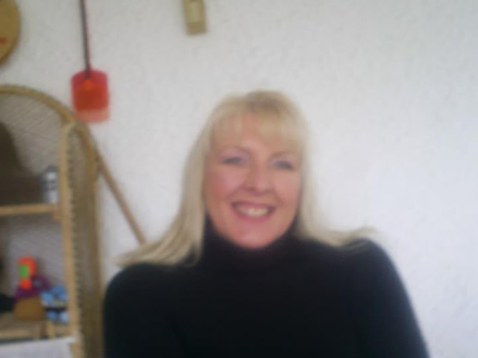 Deborah from Brighton, United Kingdom