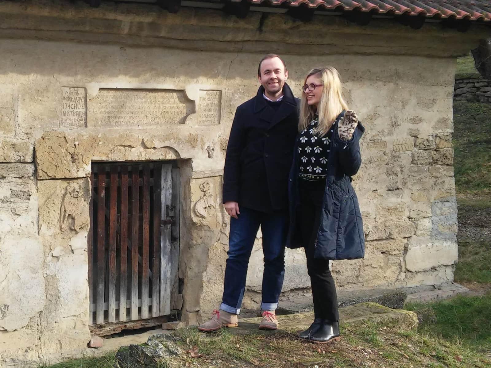 Mark & Daniela from Dorking, United Kingdom