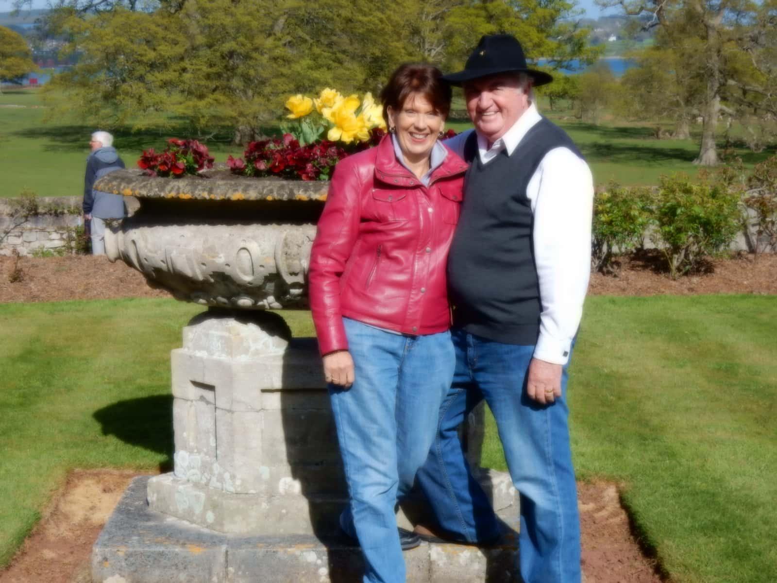 Barbara and gordon & Gordon from Sydney, New South Wales, Australia