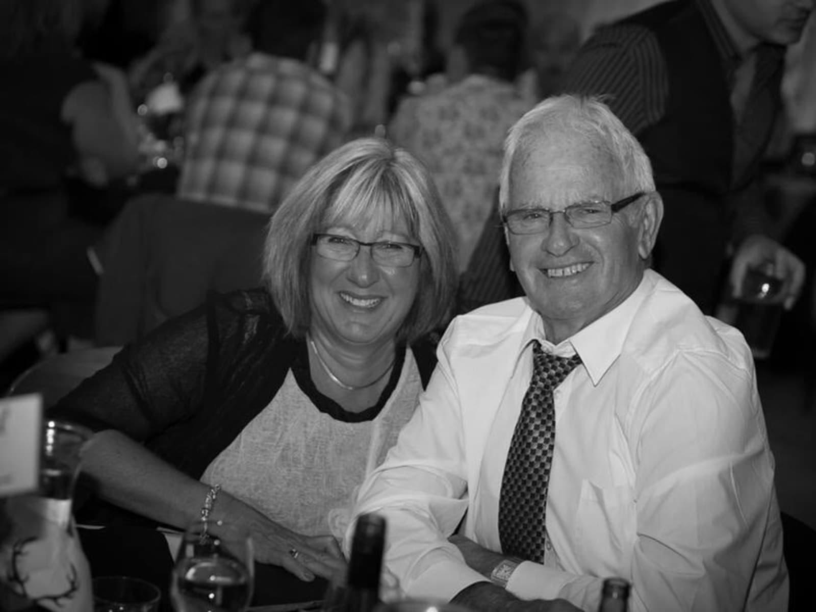 Barry & fiona & Barry from Mangawhai Heads, New Zealand