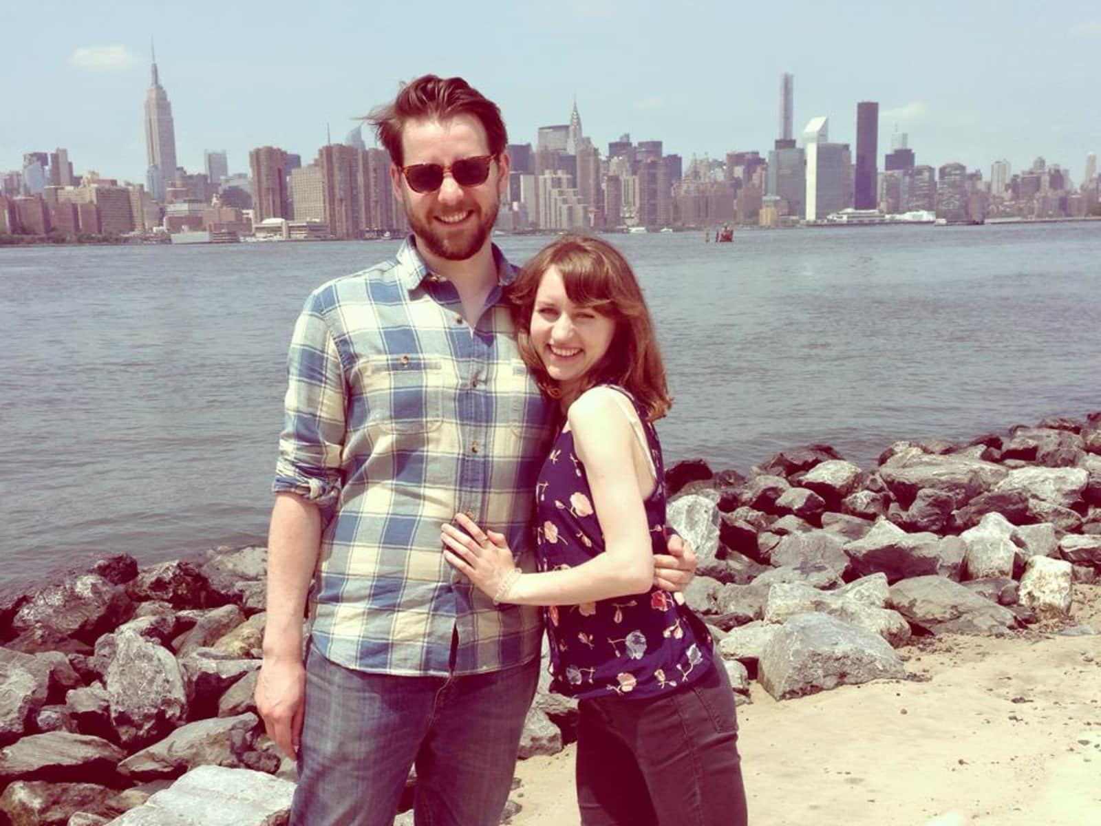 Lucy and mark & Mark from London, United Kingdom