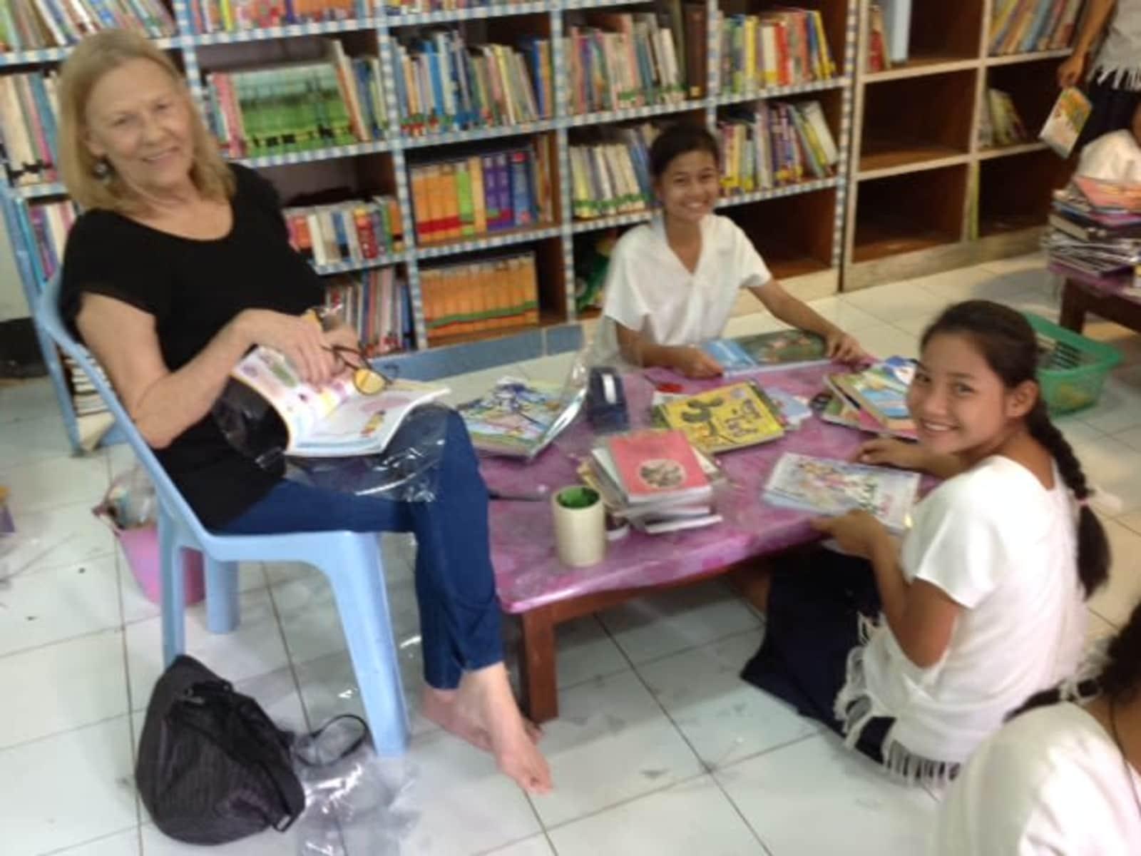 Ann from Chiang Mai, Thailand