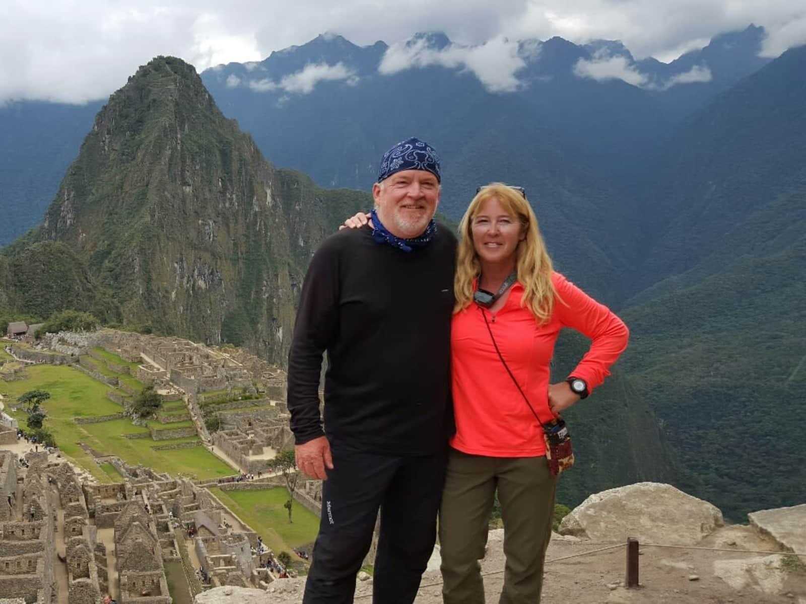 Judy & Rich from Cedar City, Utah, United States