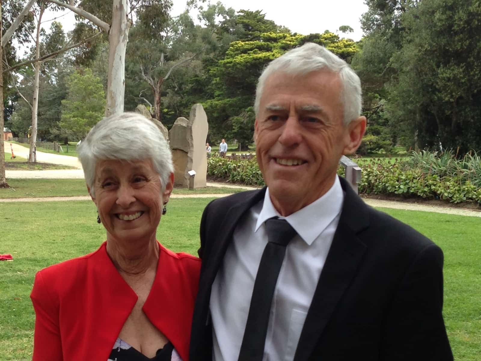 Wendy & Ian from North Shore, New Zealand