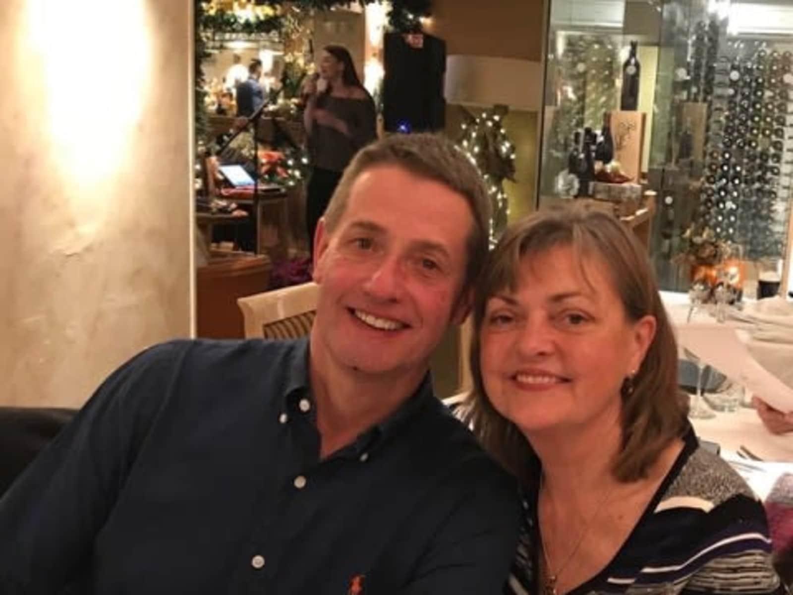 Paul & Linda from Upminster, United Kingdom