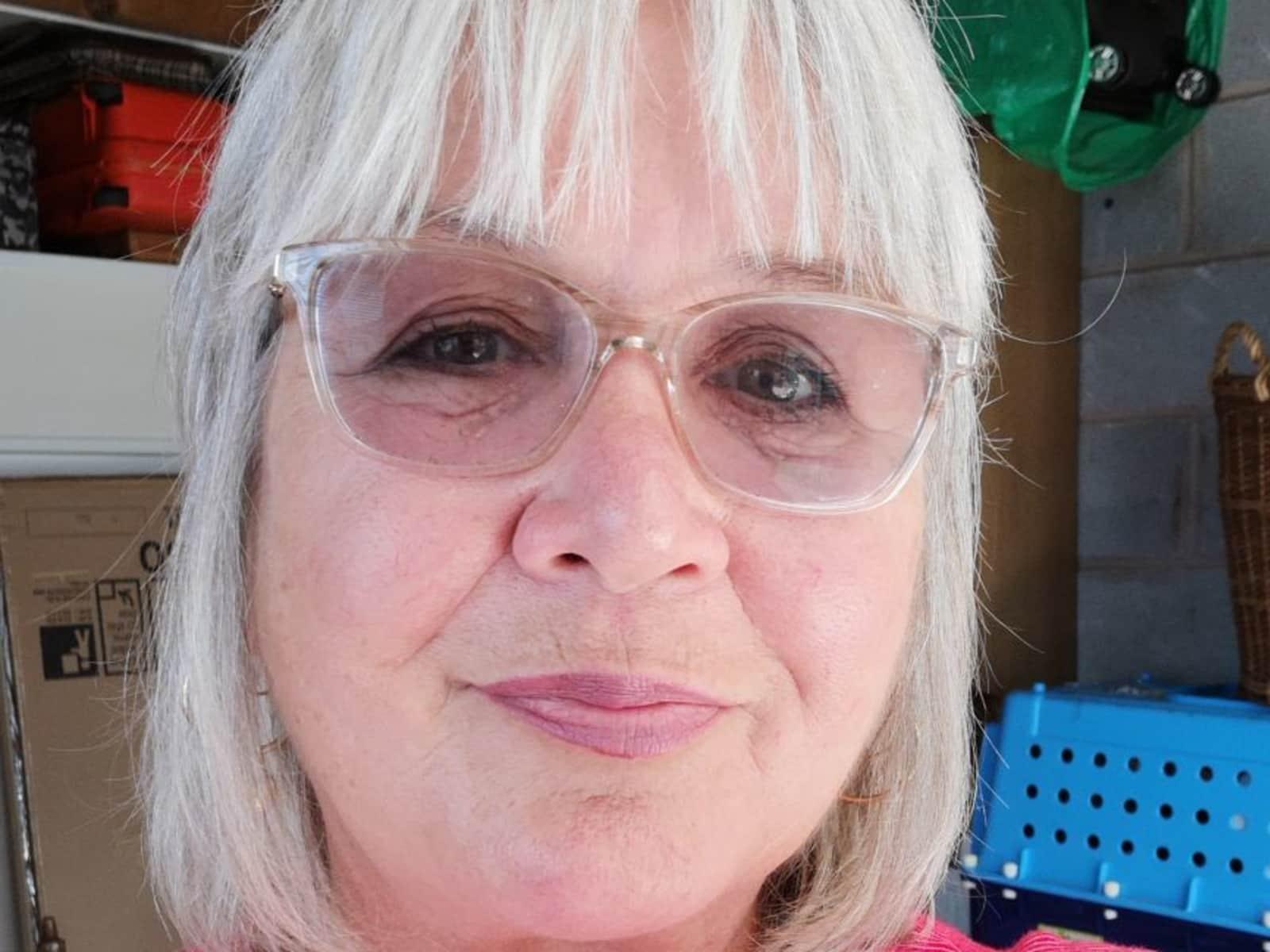 Julie from Gresford, United Kingdom