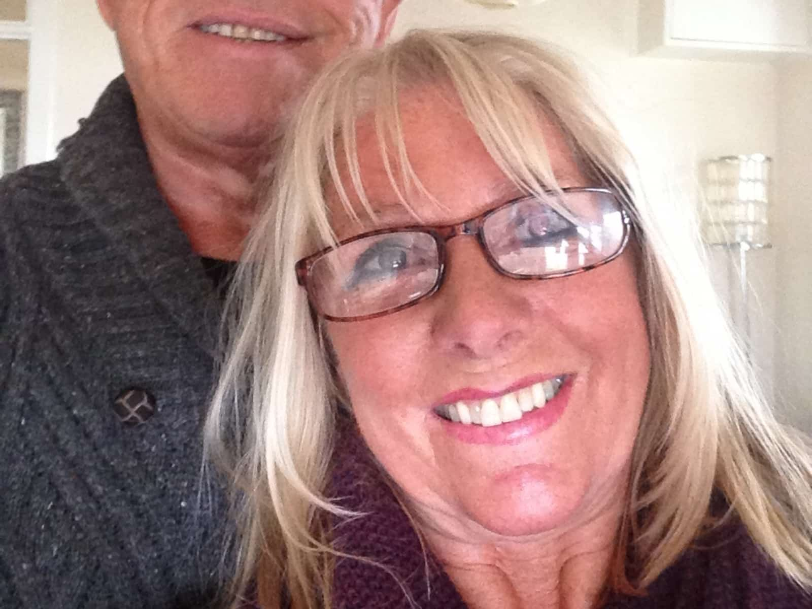 Bernard & Maggie from Dundee, United Kingdom