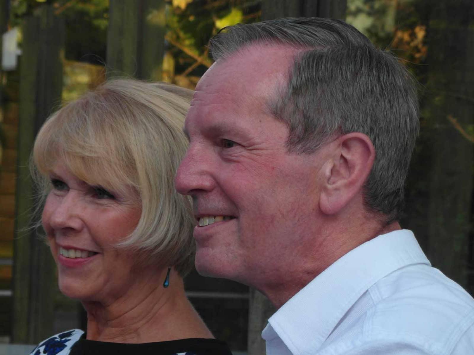 Martin & Kath from Lyndhurst, United Kingdom