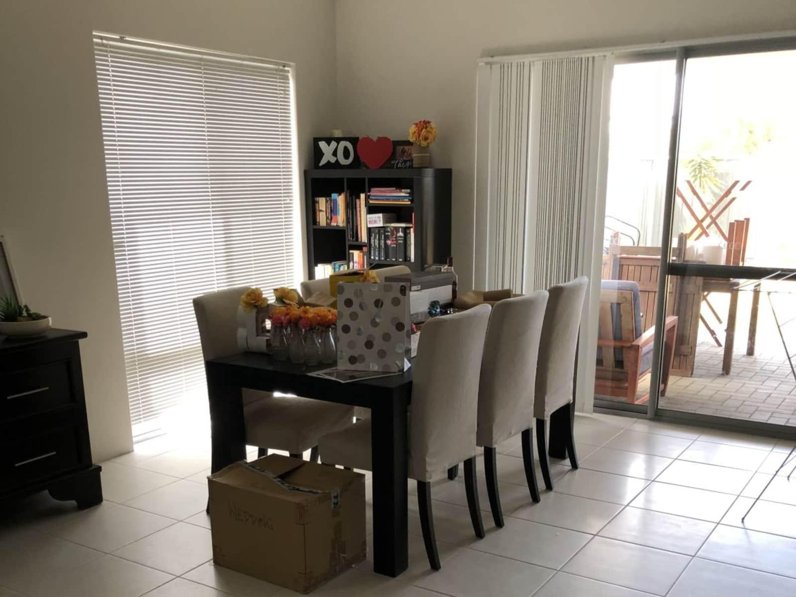 Housesitting assignment in Landsdale, Western Australia, Australia