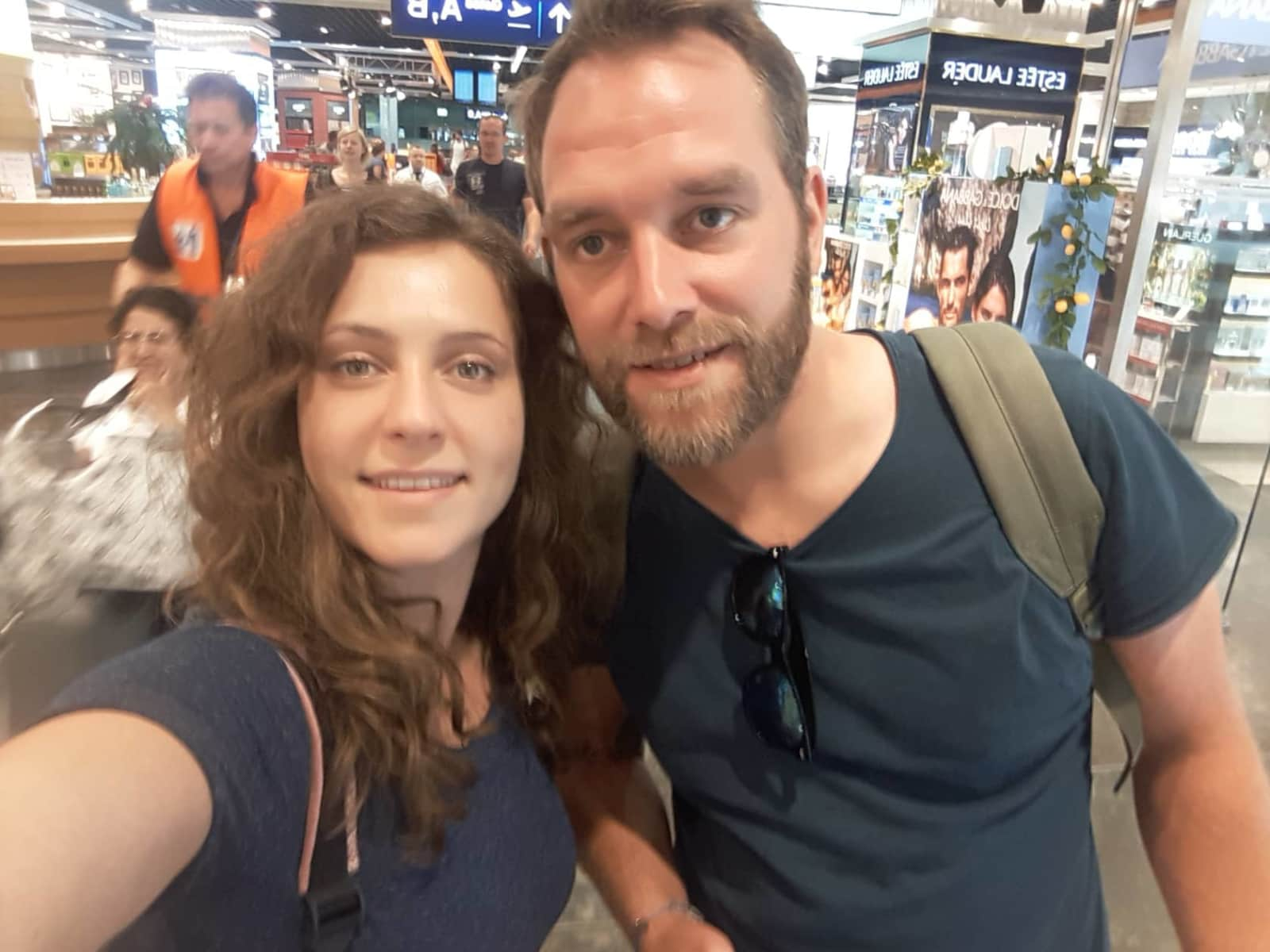 Philipp & Valeria from Kuala Lumpur, Malaysia