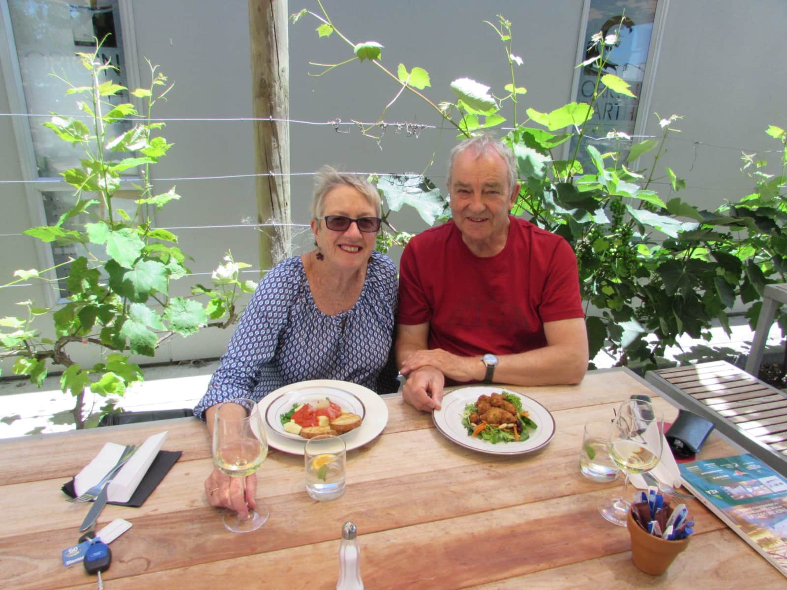 Jan & David from Motueka, New Zealand