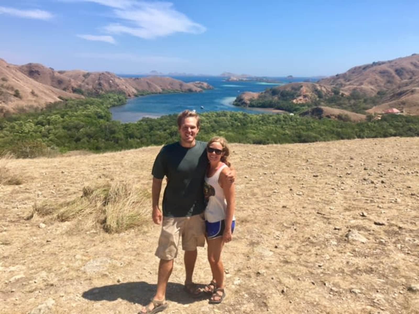 Paul & Emily from Birmingham, Alabama, United States