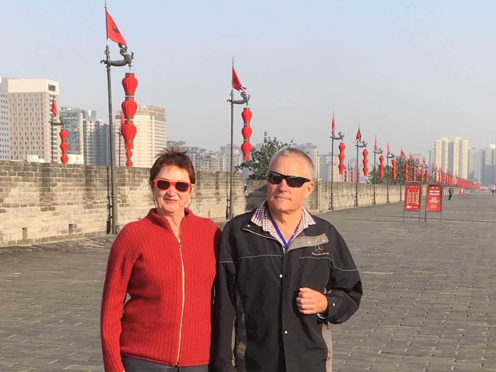 Sue & Brenton from Sunshine Coast, Queensland, Australia