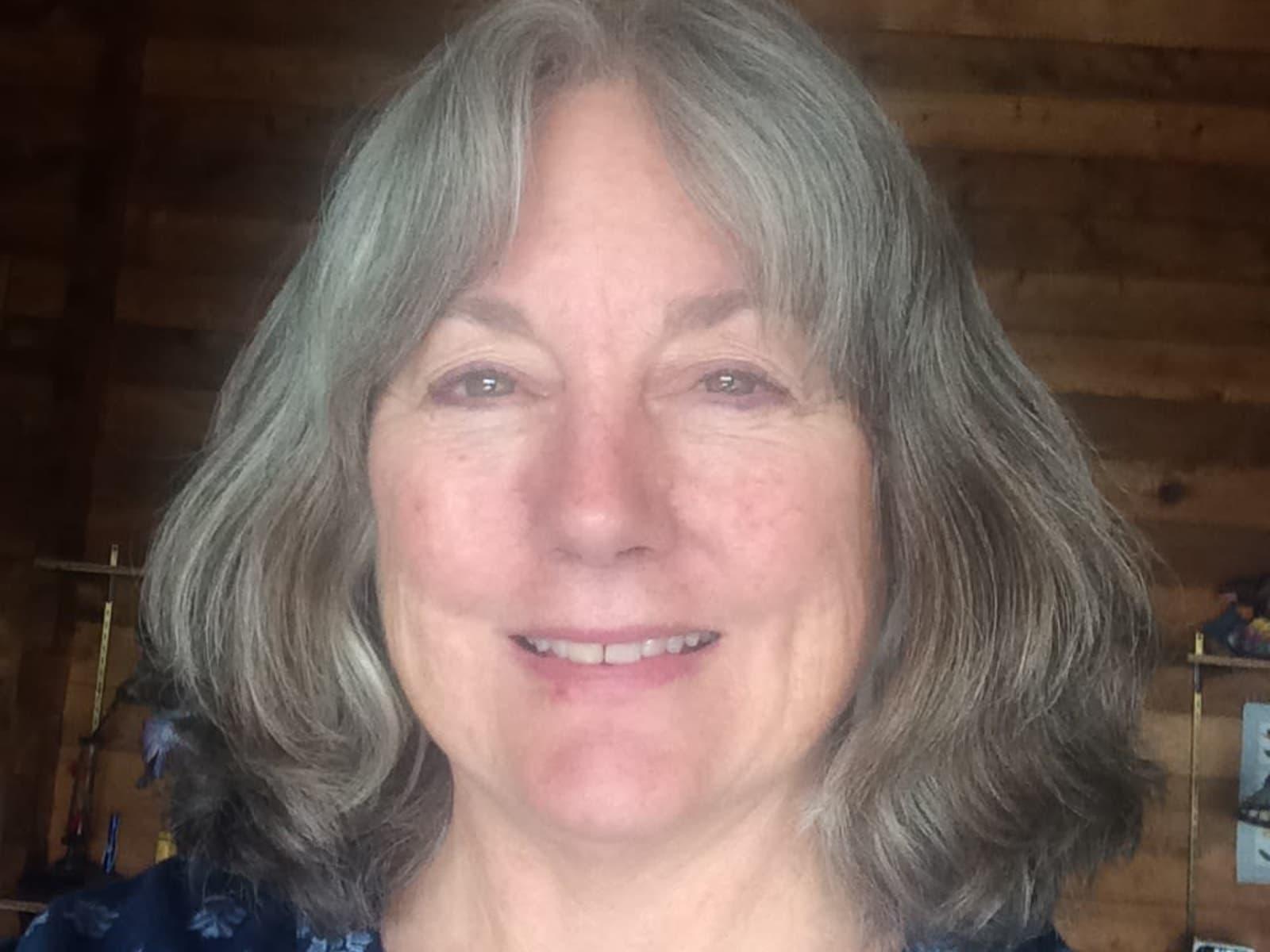 Debbie from Eagle River, Alaska, United States