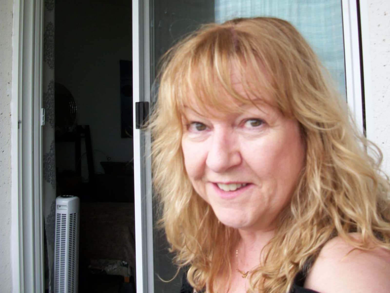 Karen from Winnipeg, Manitoba, Canada