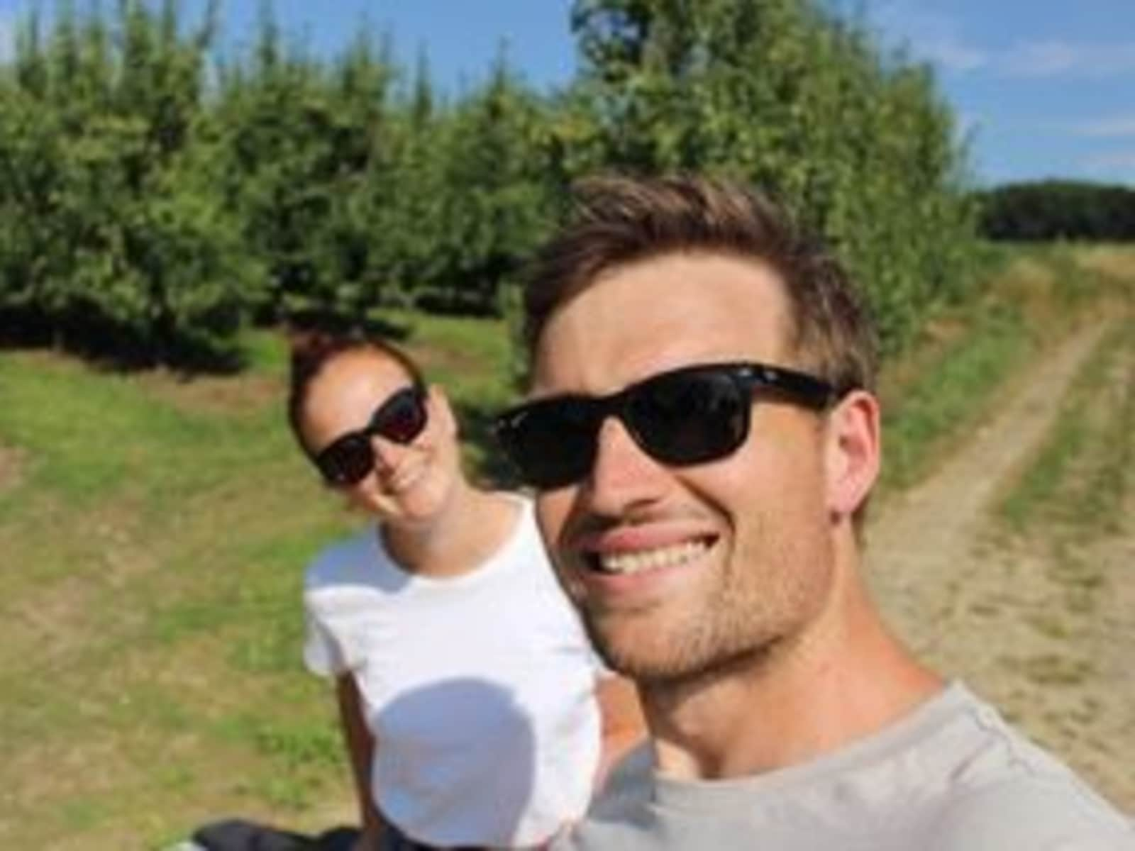 Amelia & Jason from London, United Kingdom