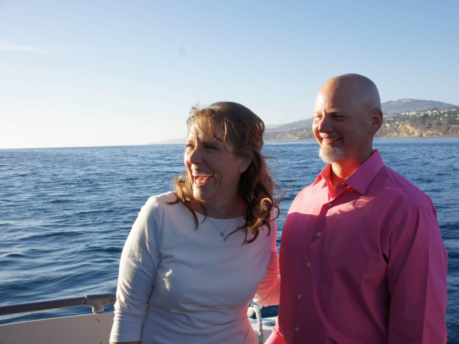 Larissa & Scott from Los Angeles, California, United States