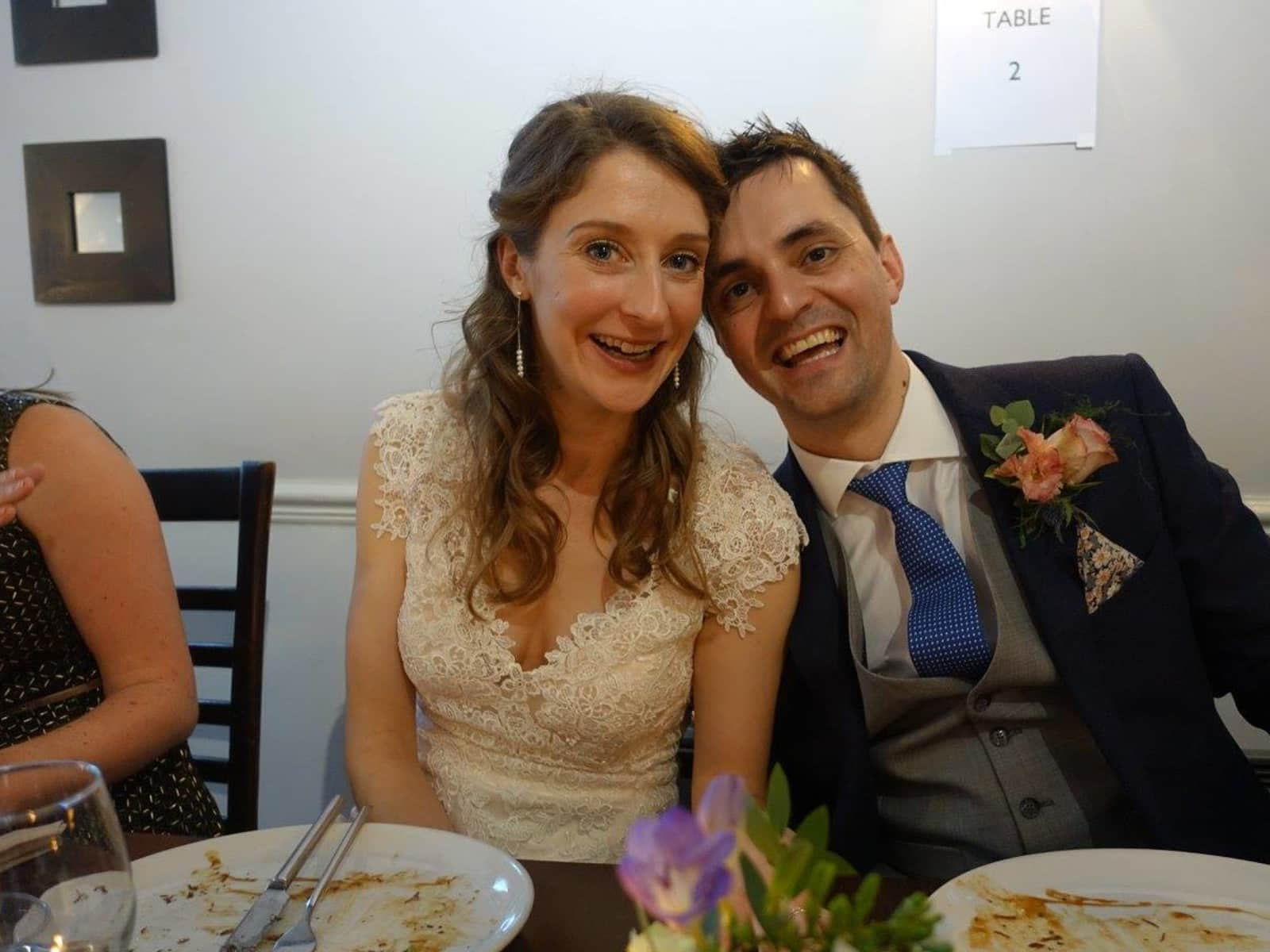 Fiona & Tim from Carmarthen, United Kingdom