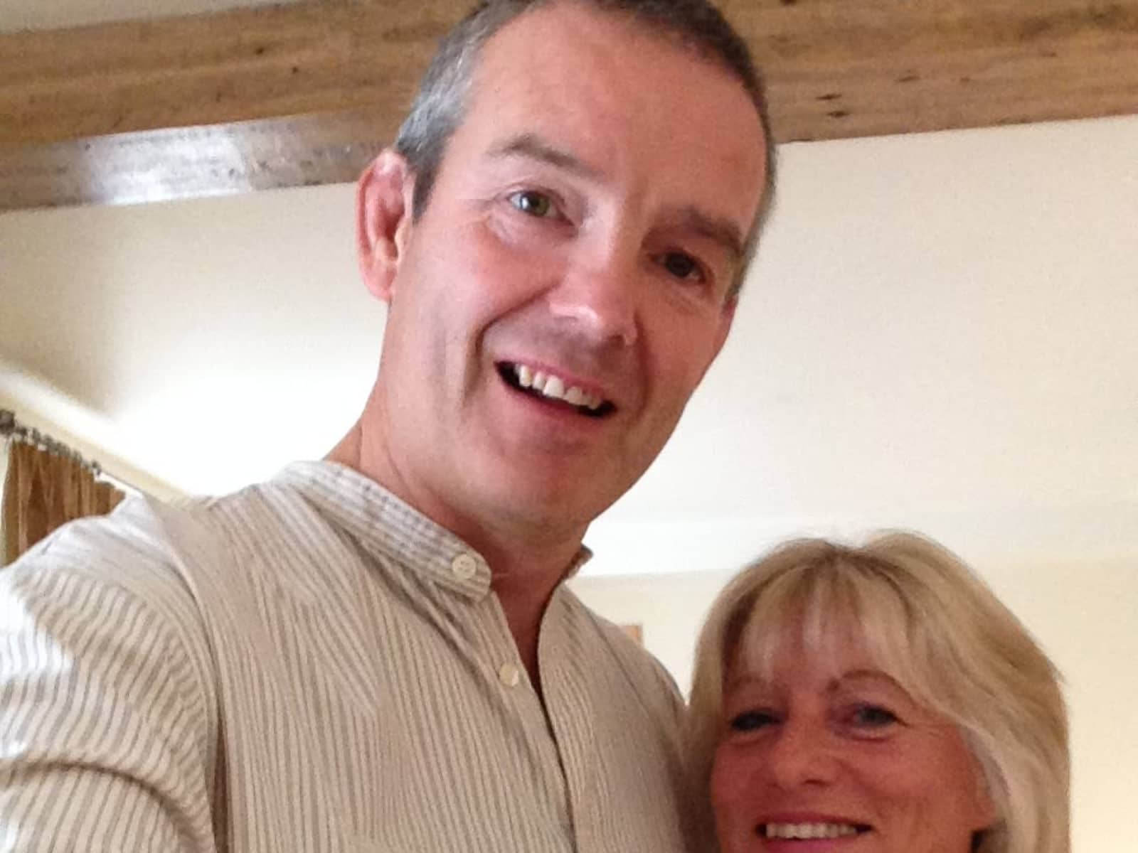 Wendy & Paul from Stowmarket, United Kingdom