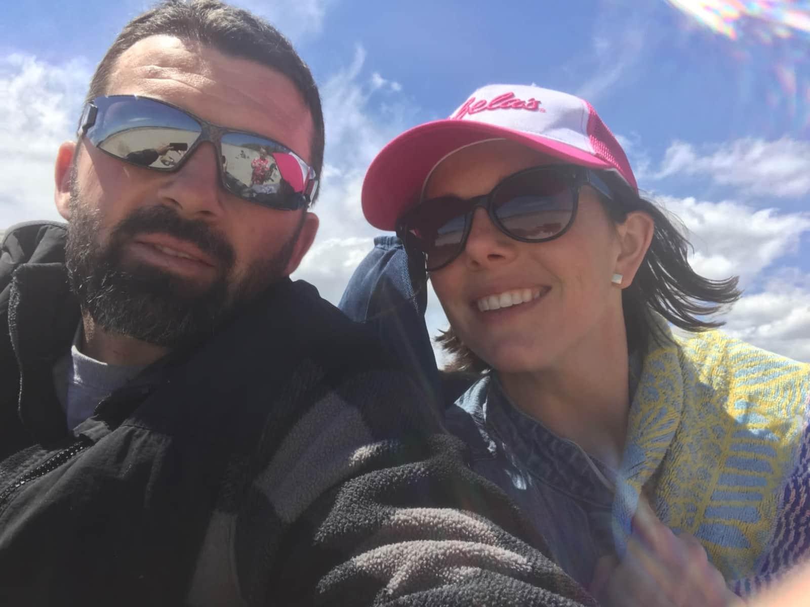 Sarah & Joseph from Harvard, Massachusetts, United States