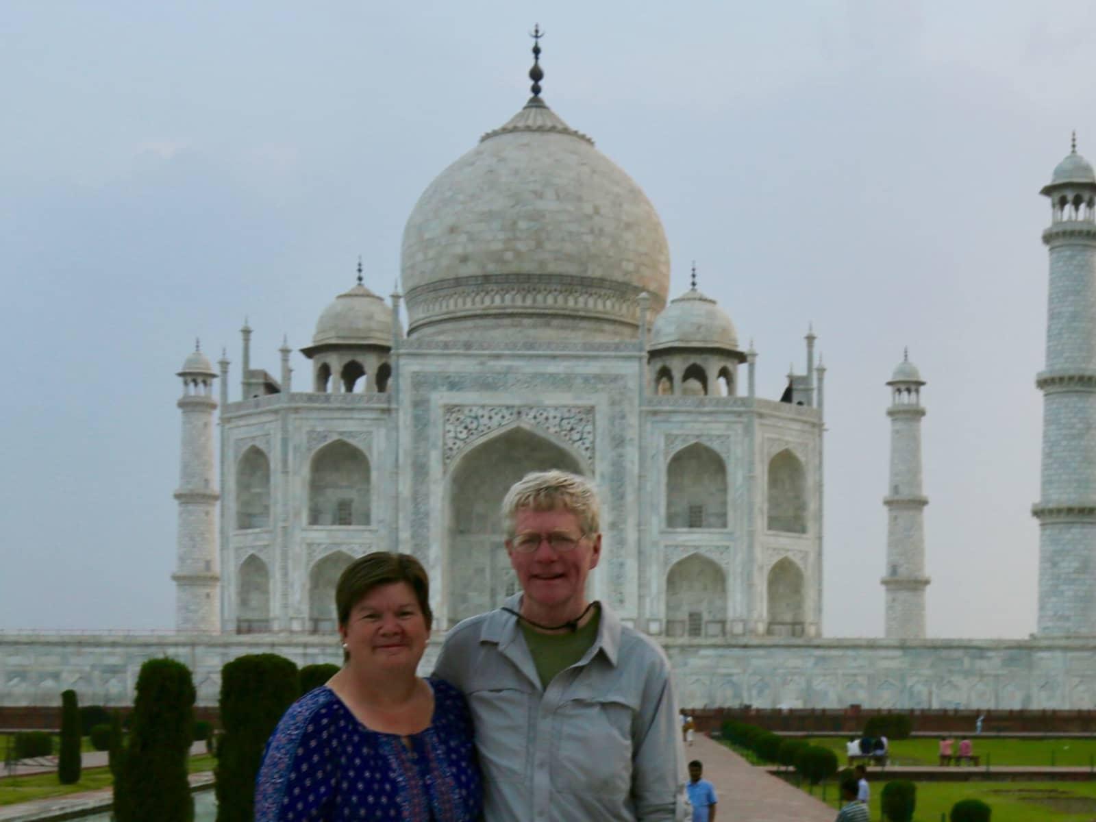 Karen & Thomas from Seattle, Washington, United States