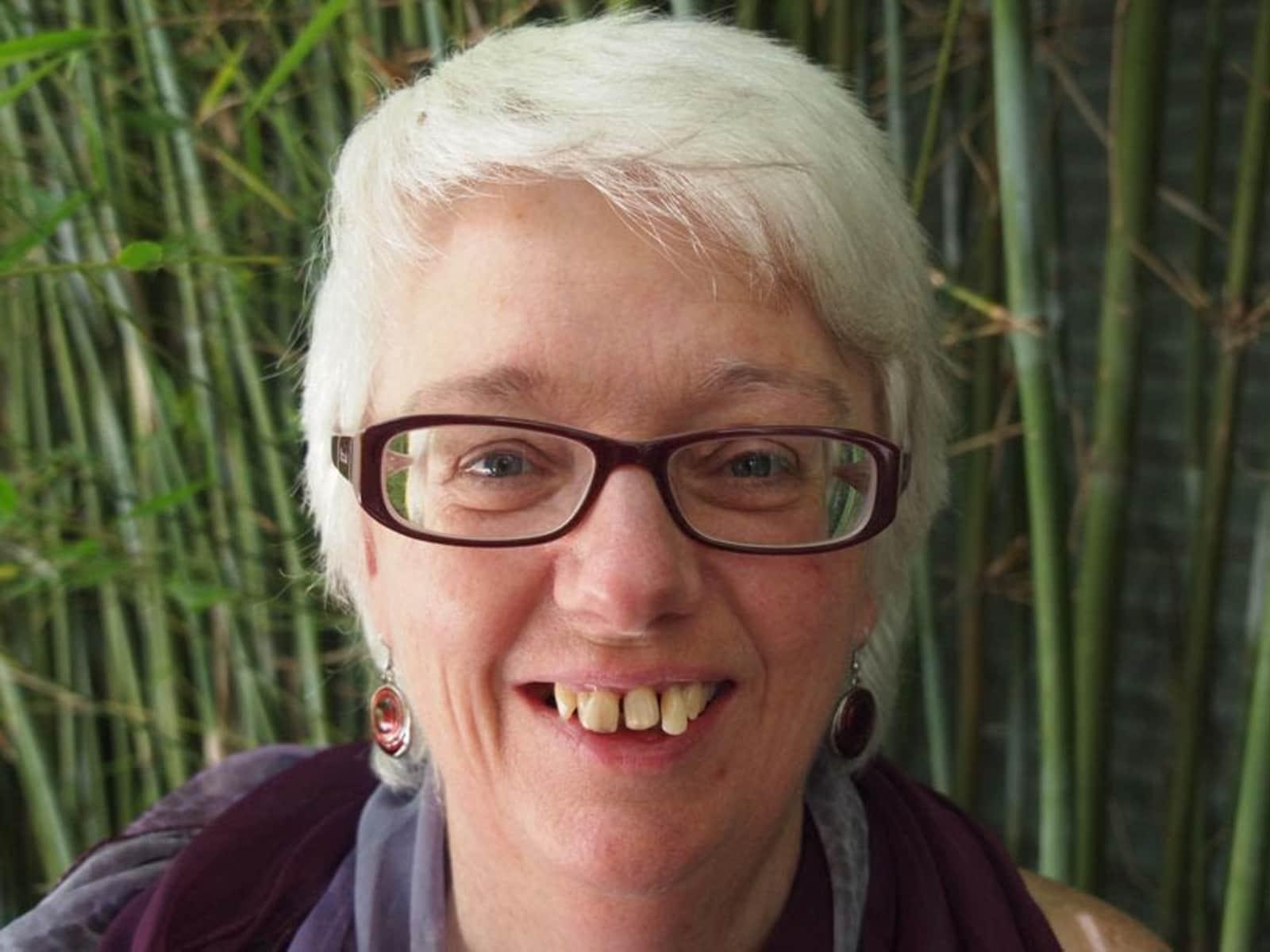 Karen from Hobart, Tasmania, Australia