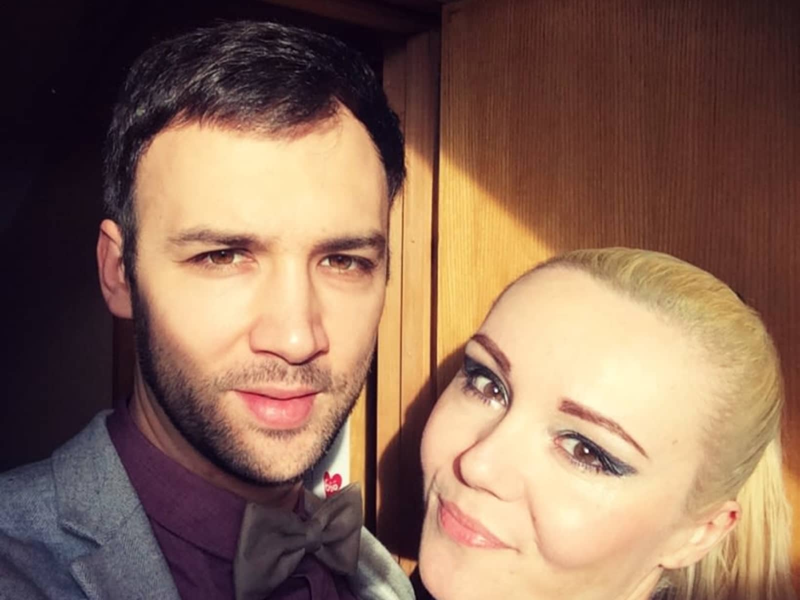 Mihaela & Luka from Oxford, United Kingdom