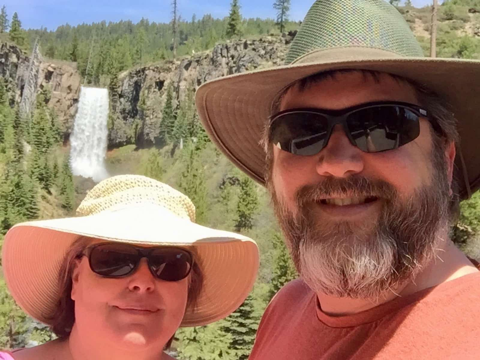 Wayne & Michelle from Portland, Oregon, United States