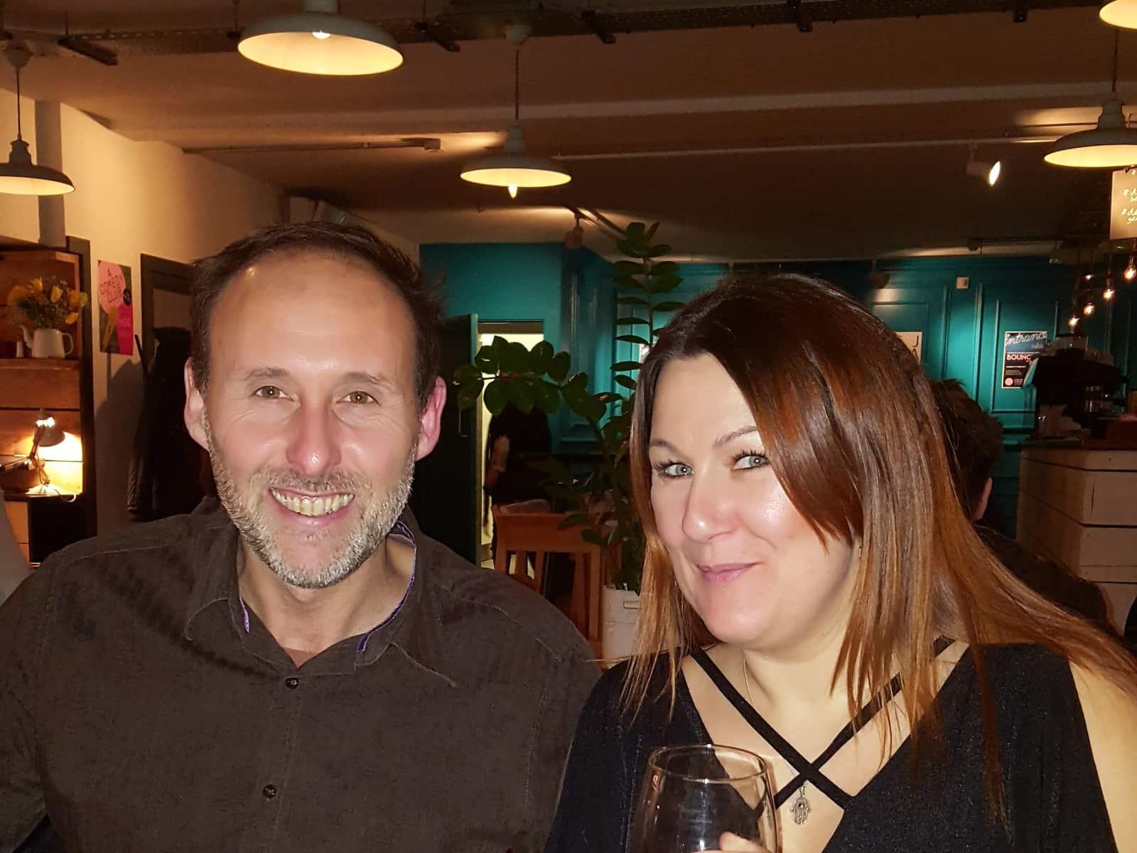 Alexandra & Kev from Colchester, United Kingdom
