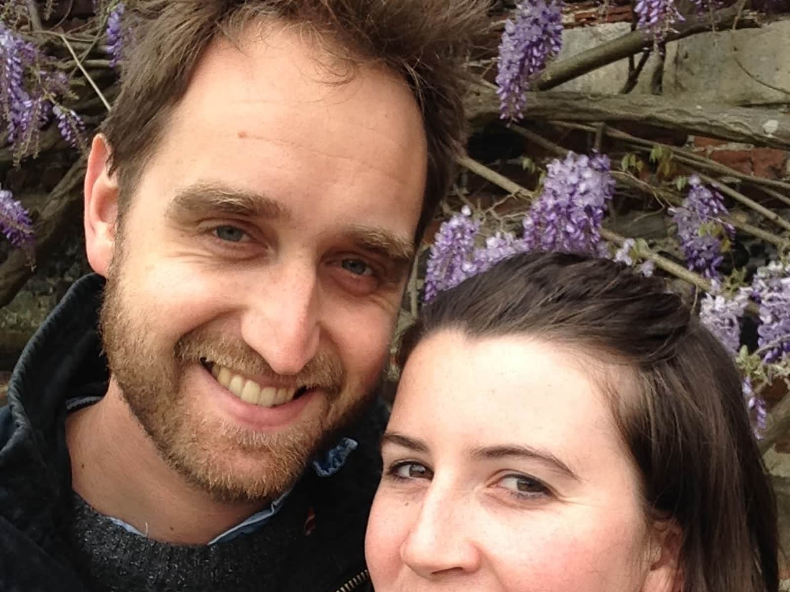 Matthew & Charlie from London, United Kingdom