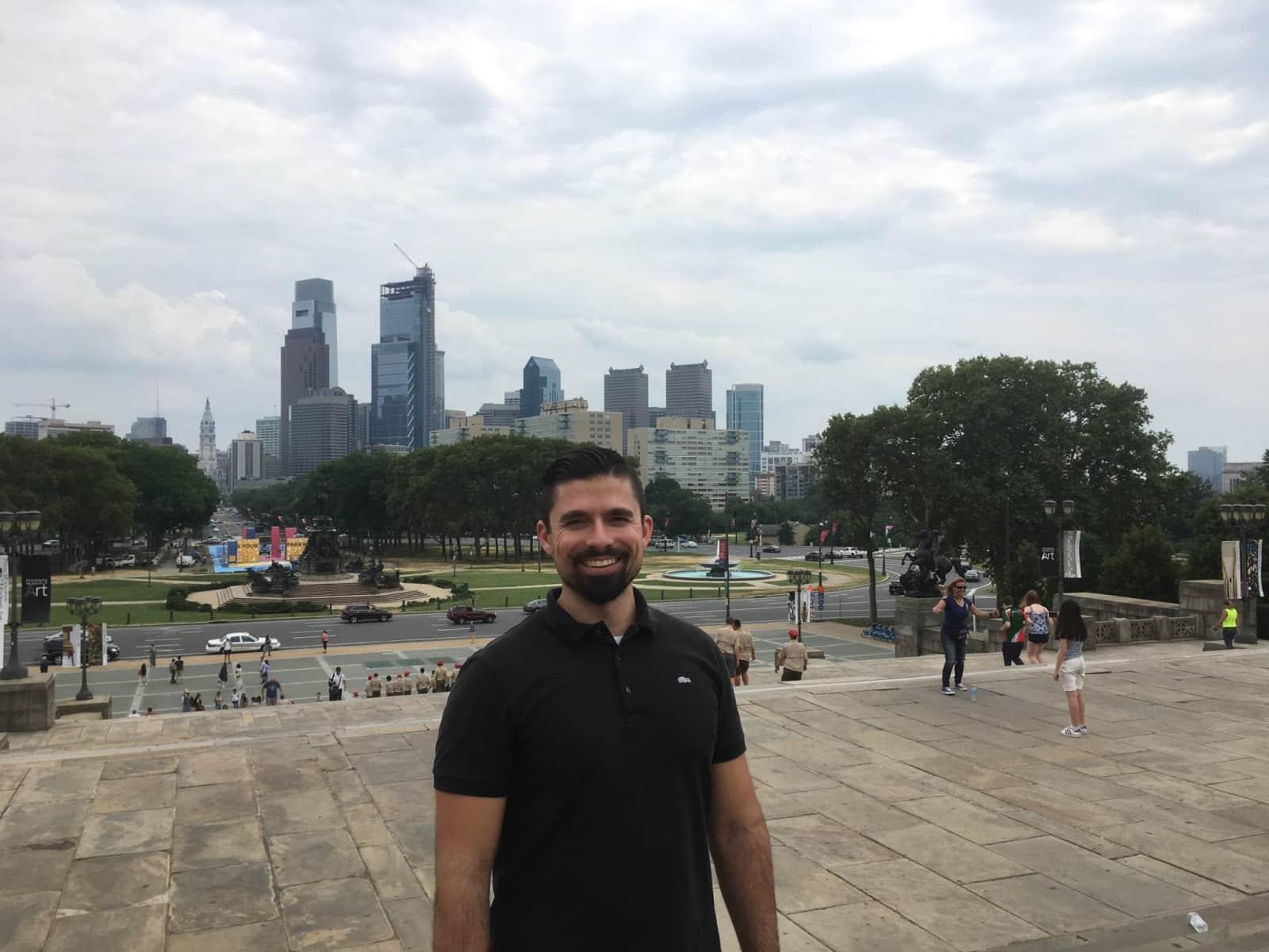 Joshua from Atlanta, Georgia, United States