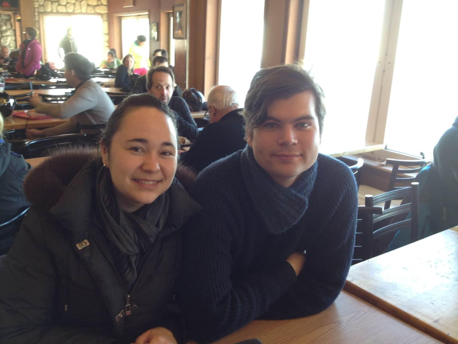 Shawn & Sam from Birmingham, United Kingdom
