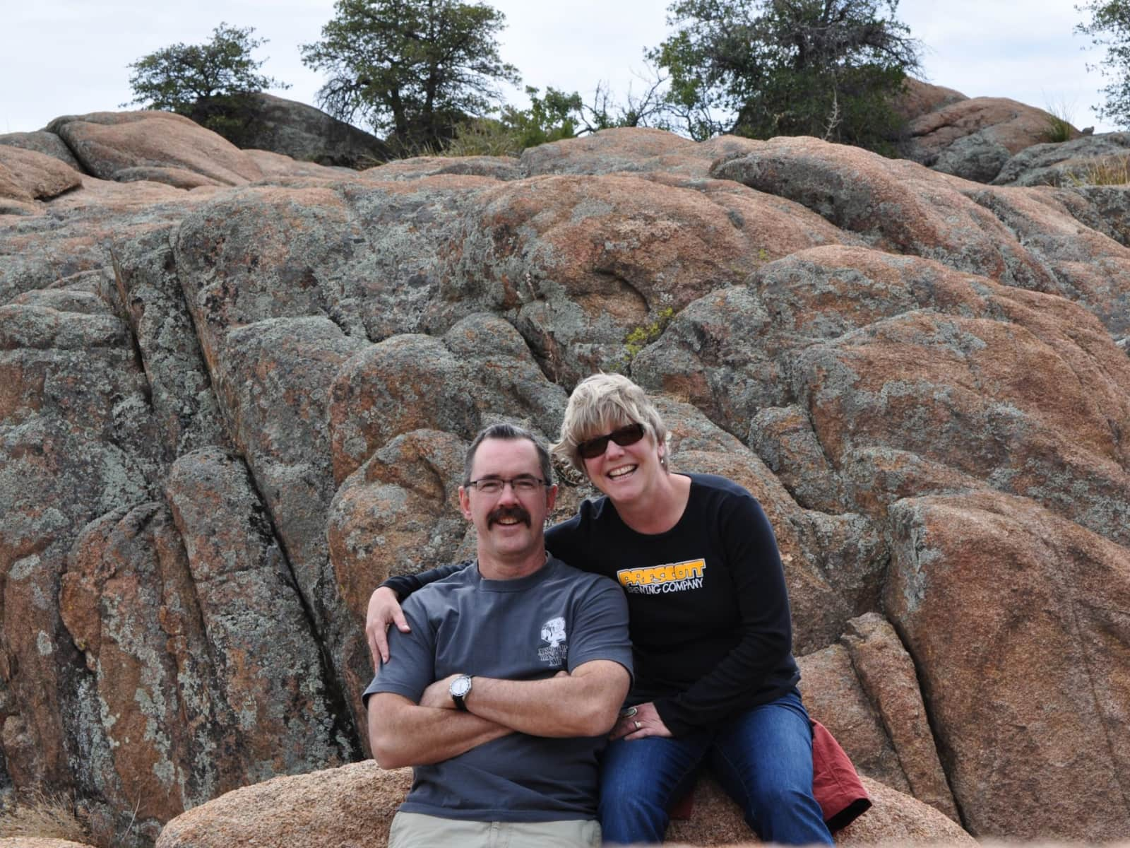 Darla & Mike from Bend, Oregon, United States
