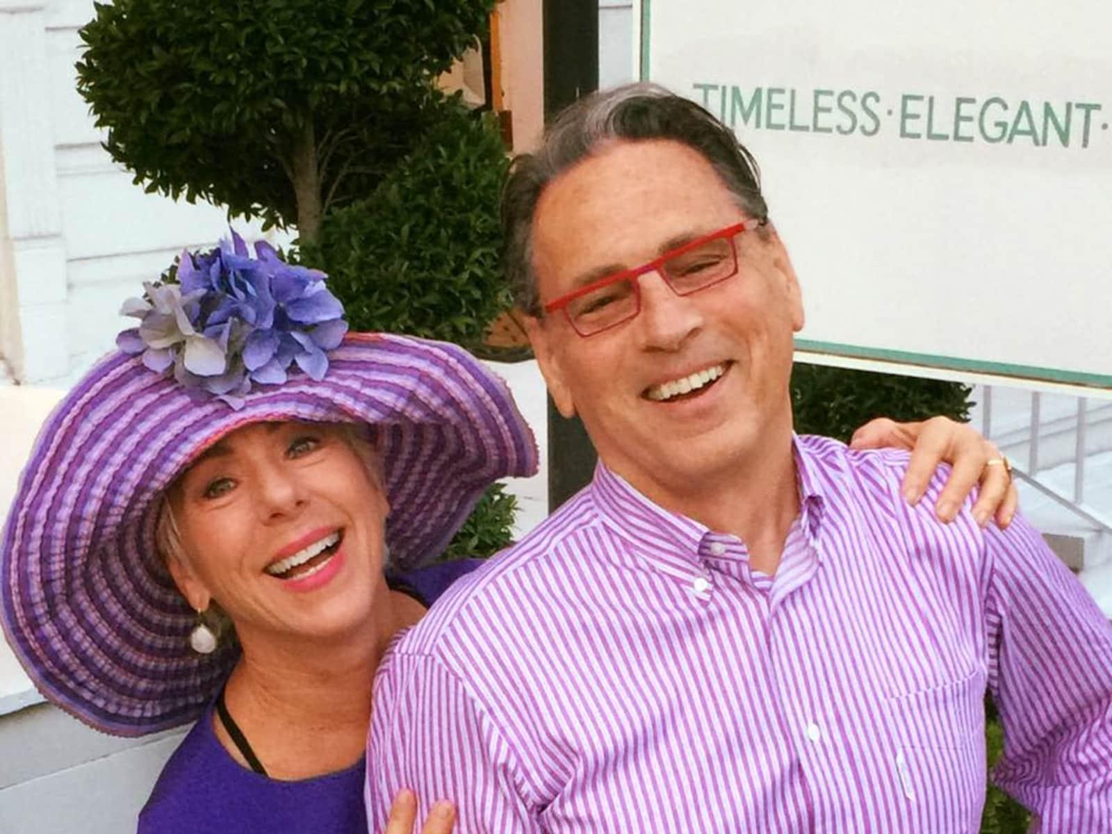 Hattie & Bruce from Nashville, Tennessee, United States