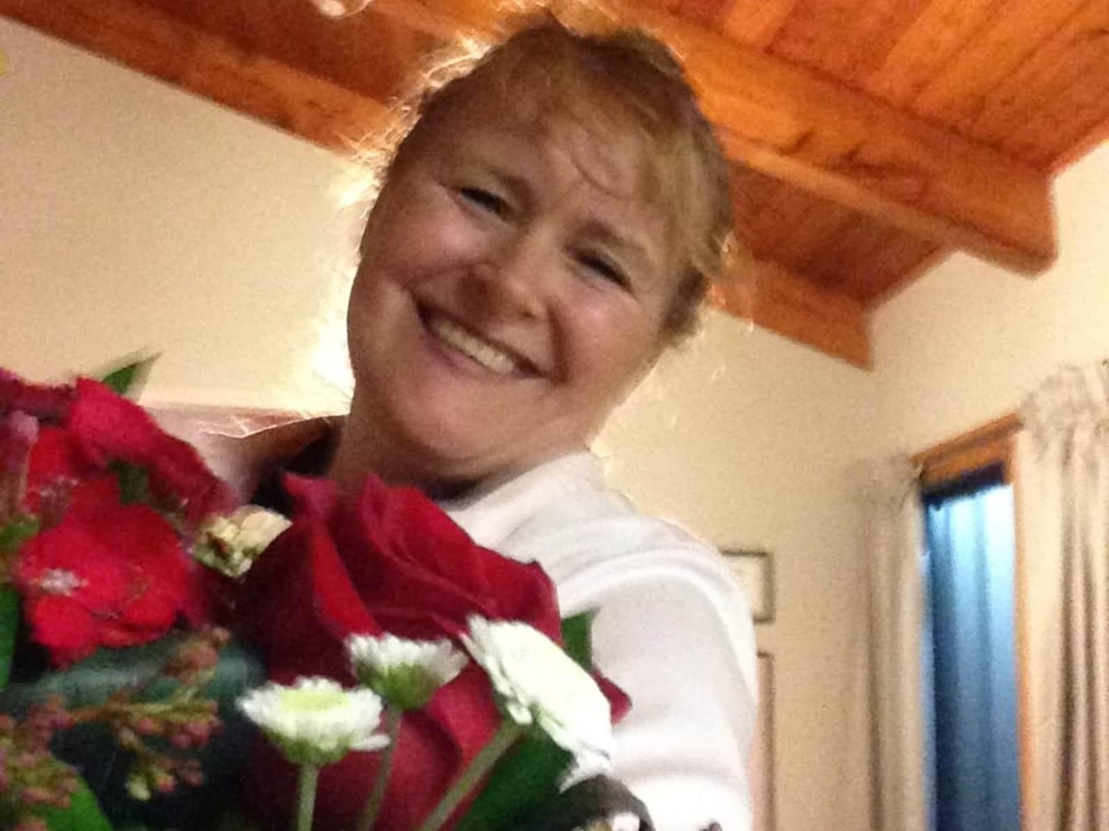 Joanie from Motueka, New Zealand