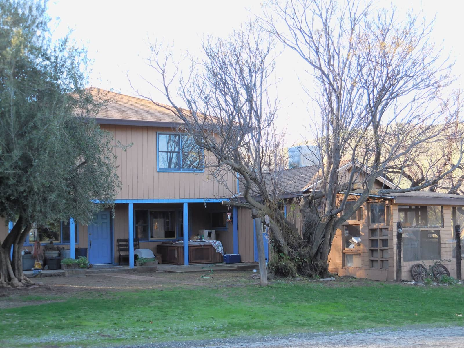 Housesitting assignment in Red Bluff, California, United States