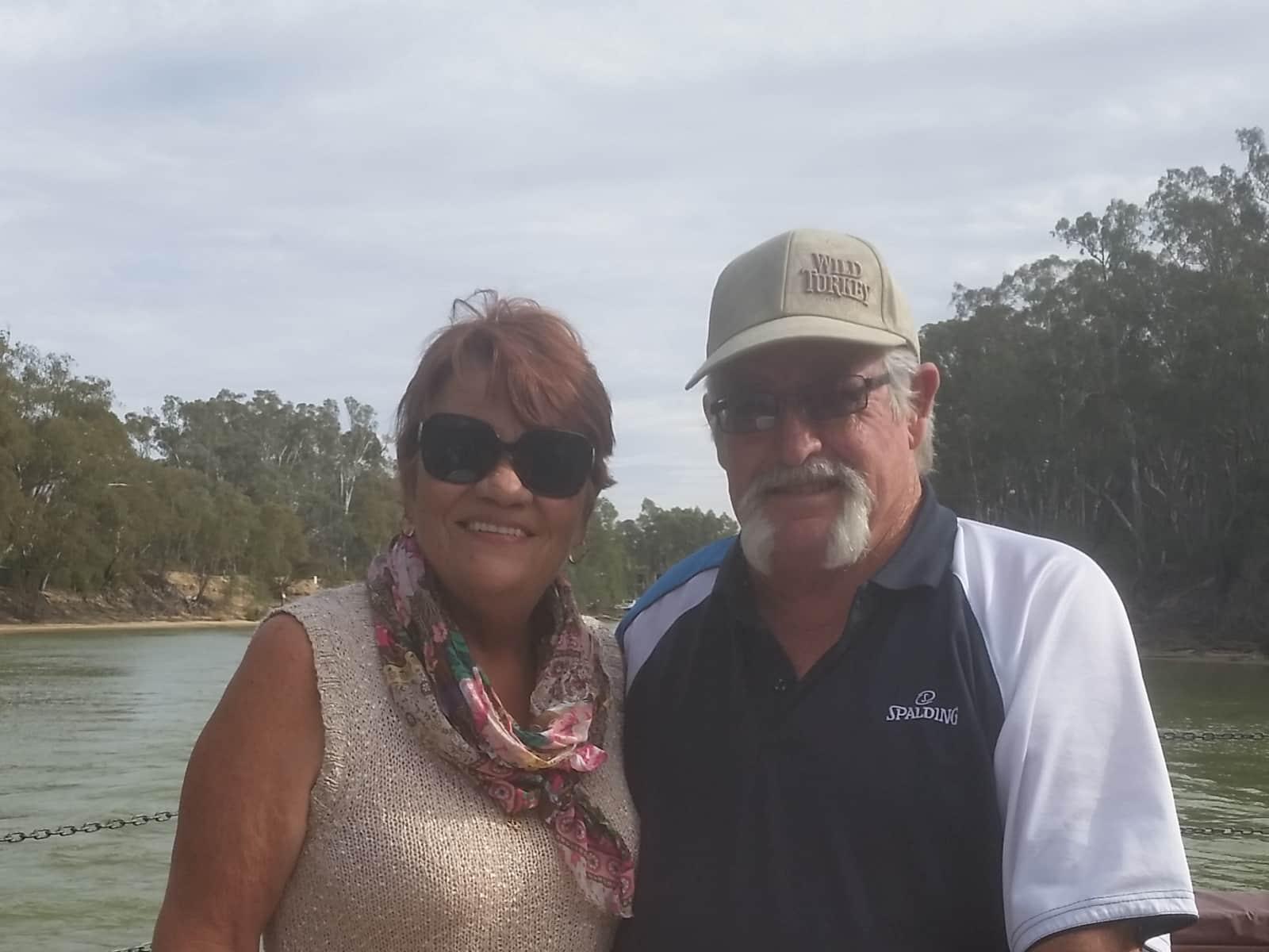 Irene & Robert from Ipswich, Queensland, Australia
