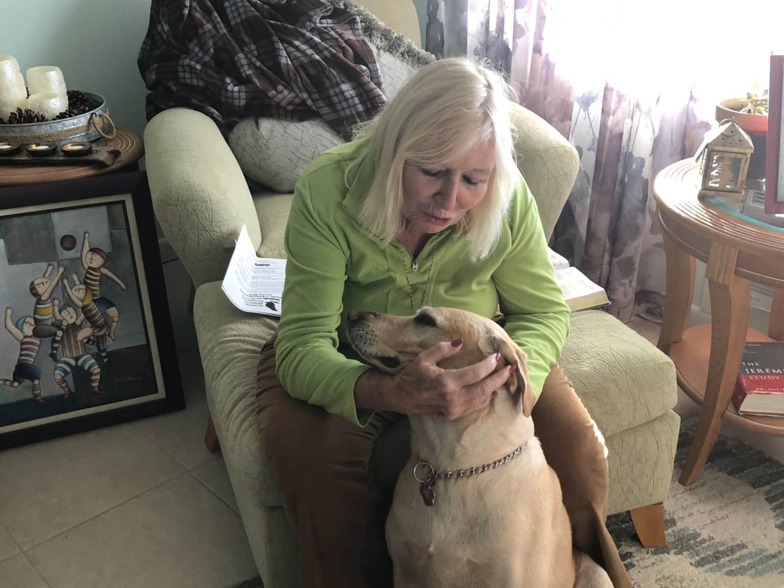 Sheila from West Palm Beach, Florida, United States