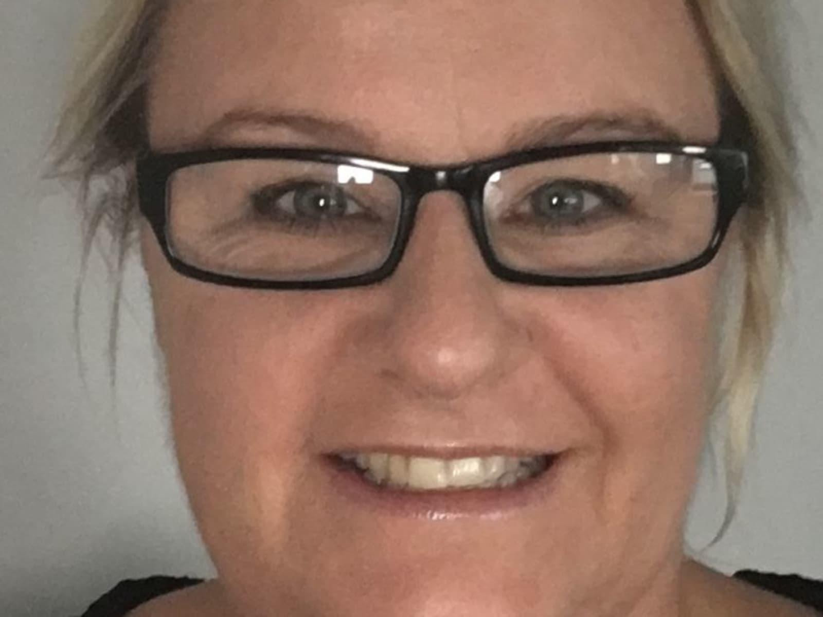 Julie from Brisbane, Queensland, Australia