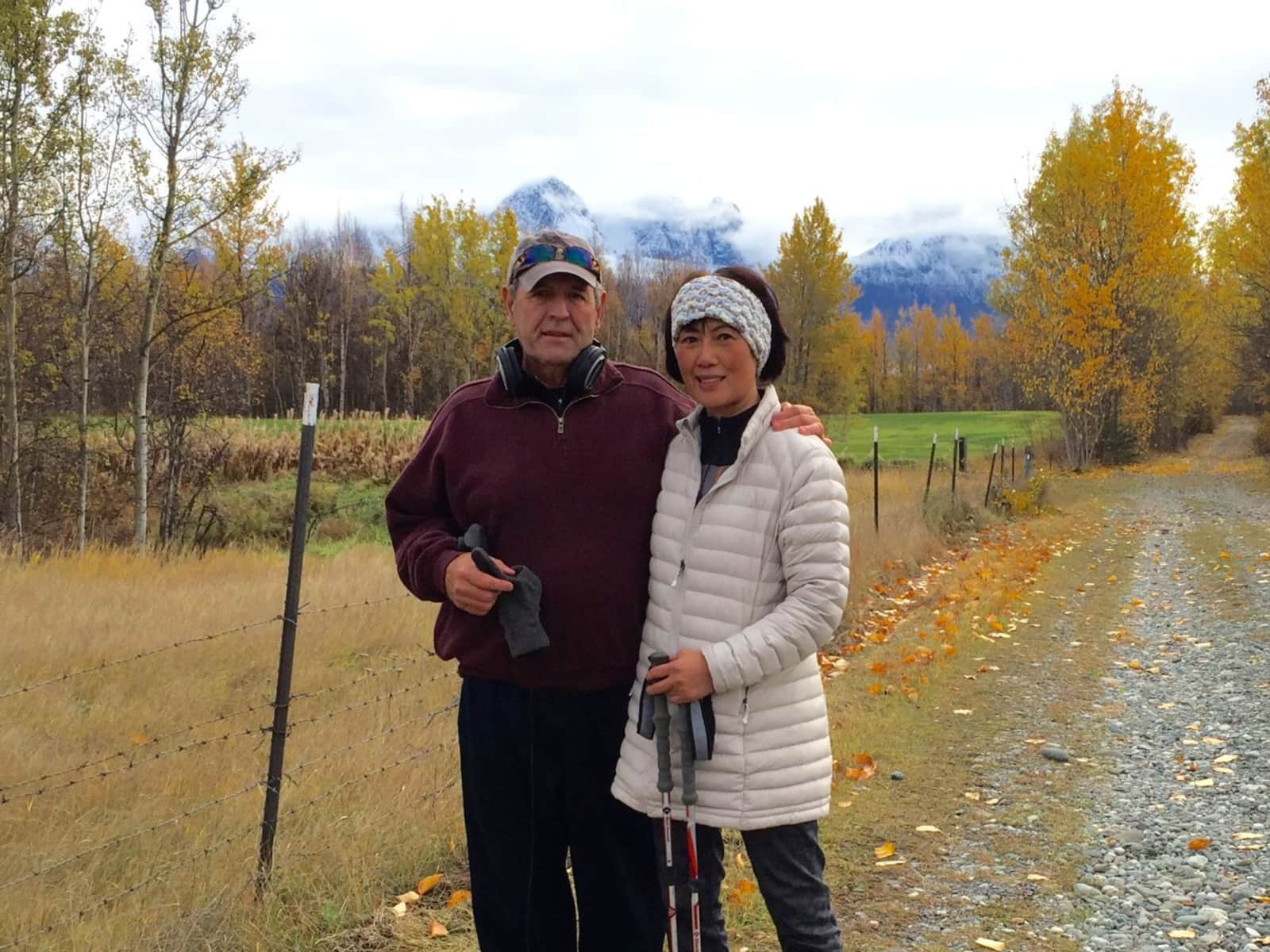Peter & maria & Maria from Wasilla, Alaska, United States