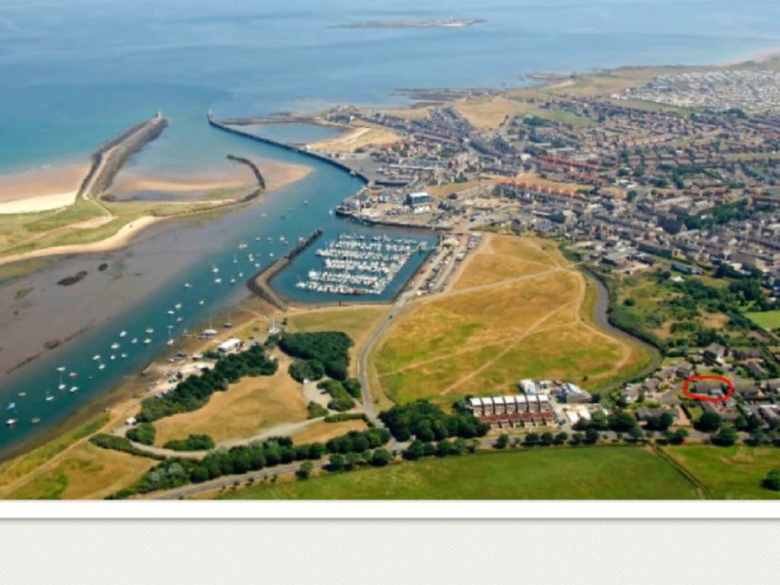 Housesitting assignment in Amble, United Kingdom