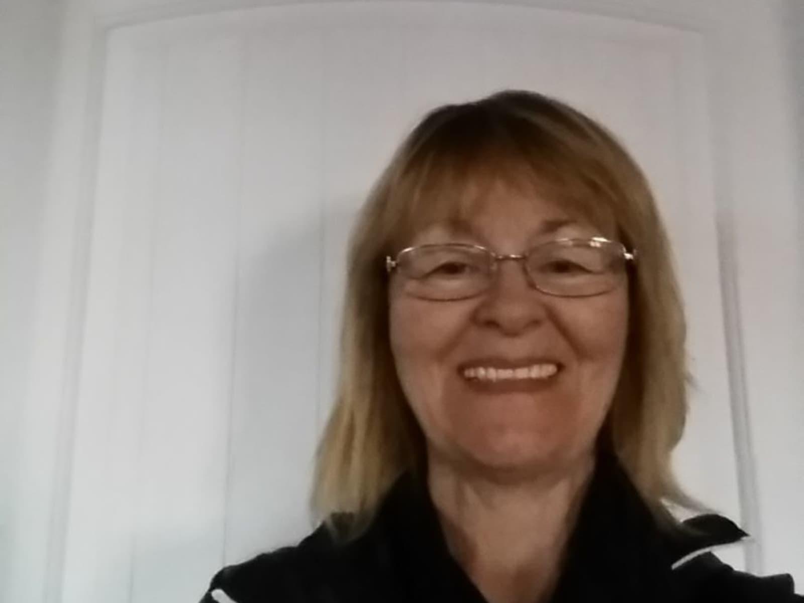 Suzanne from Parrsboro, Nova Scotia, Canada