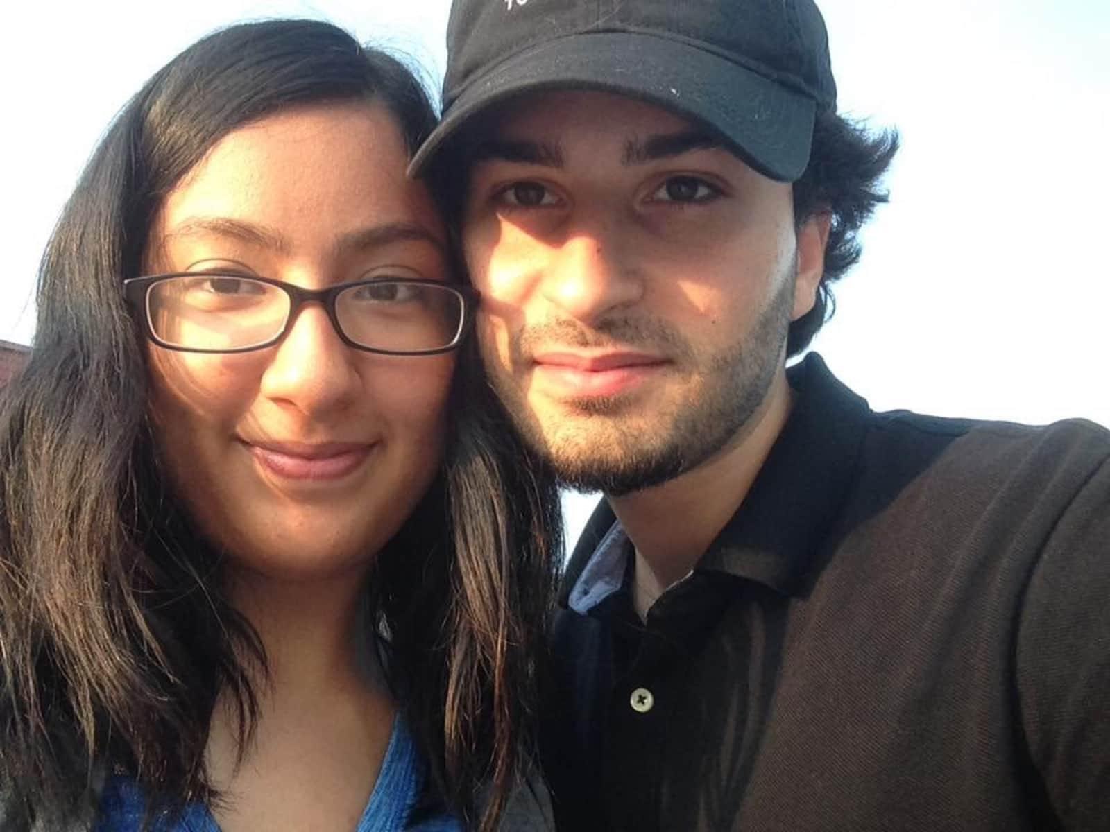 Tamara & Khaled from Ottawa, Ontario, Canada