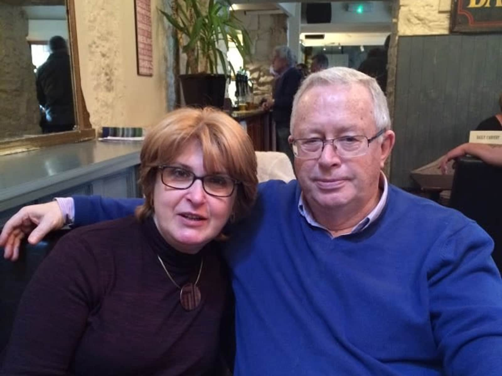 William & Keti from Nairn, United Kingdom