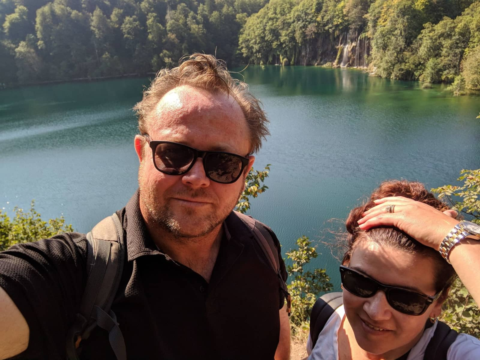 Simon & Pippa from Annecy, France