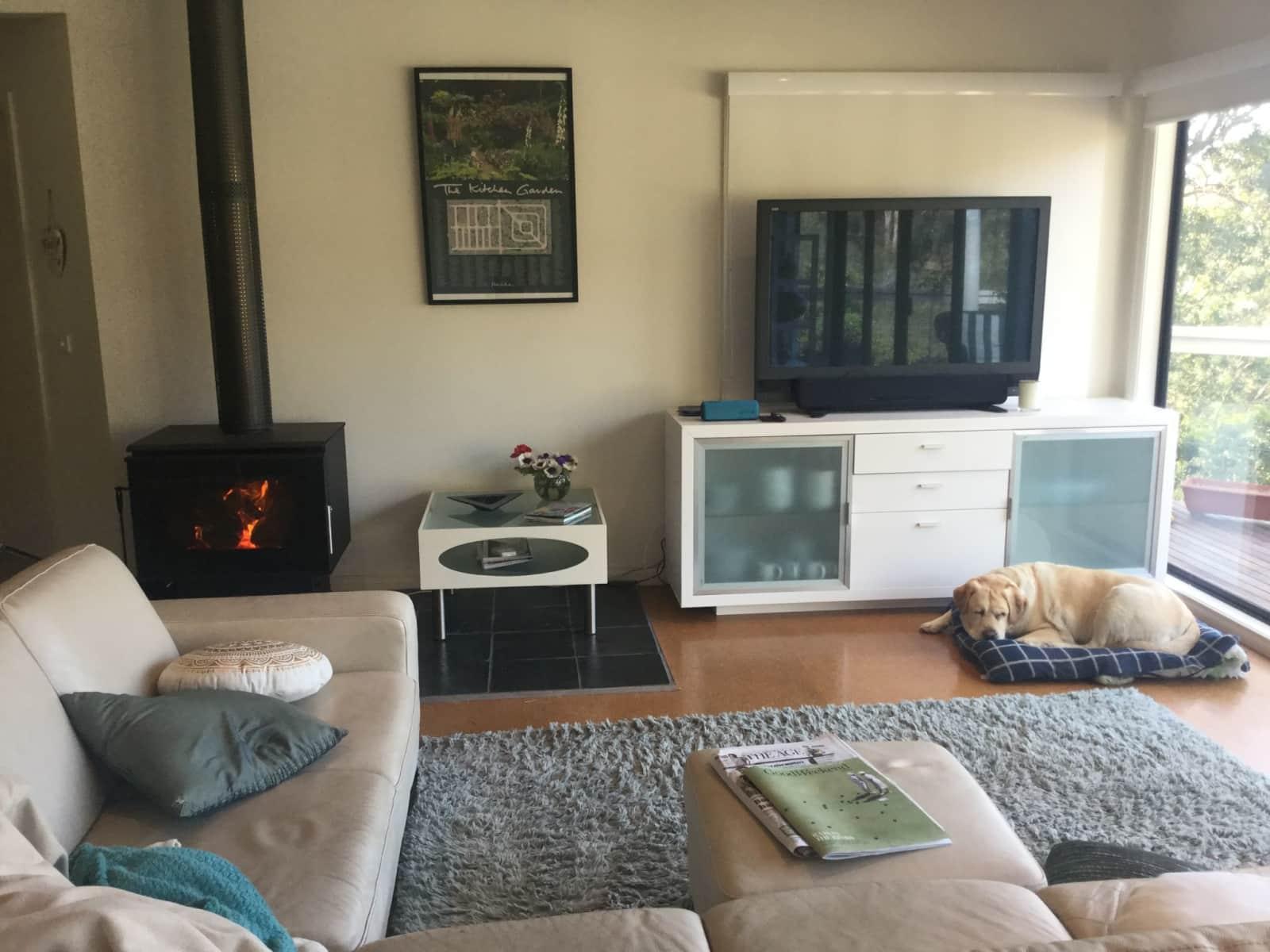 Housesitting assignment in Metung, Victoria, Australia