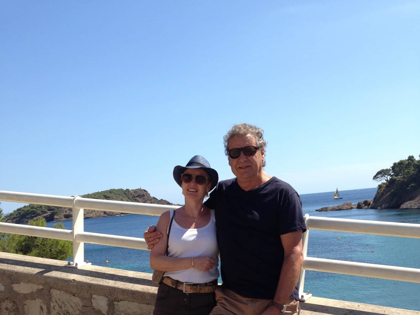 Jill & Ken from Wellington, New Zealand