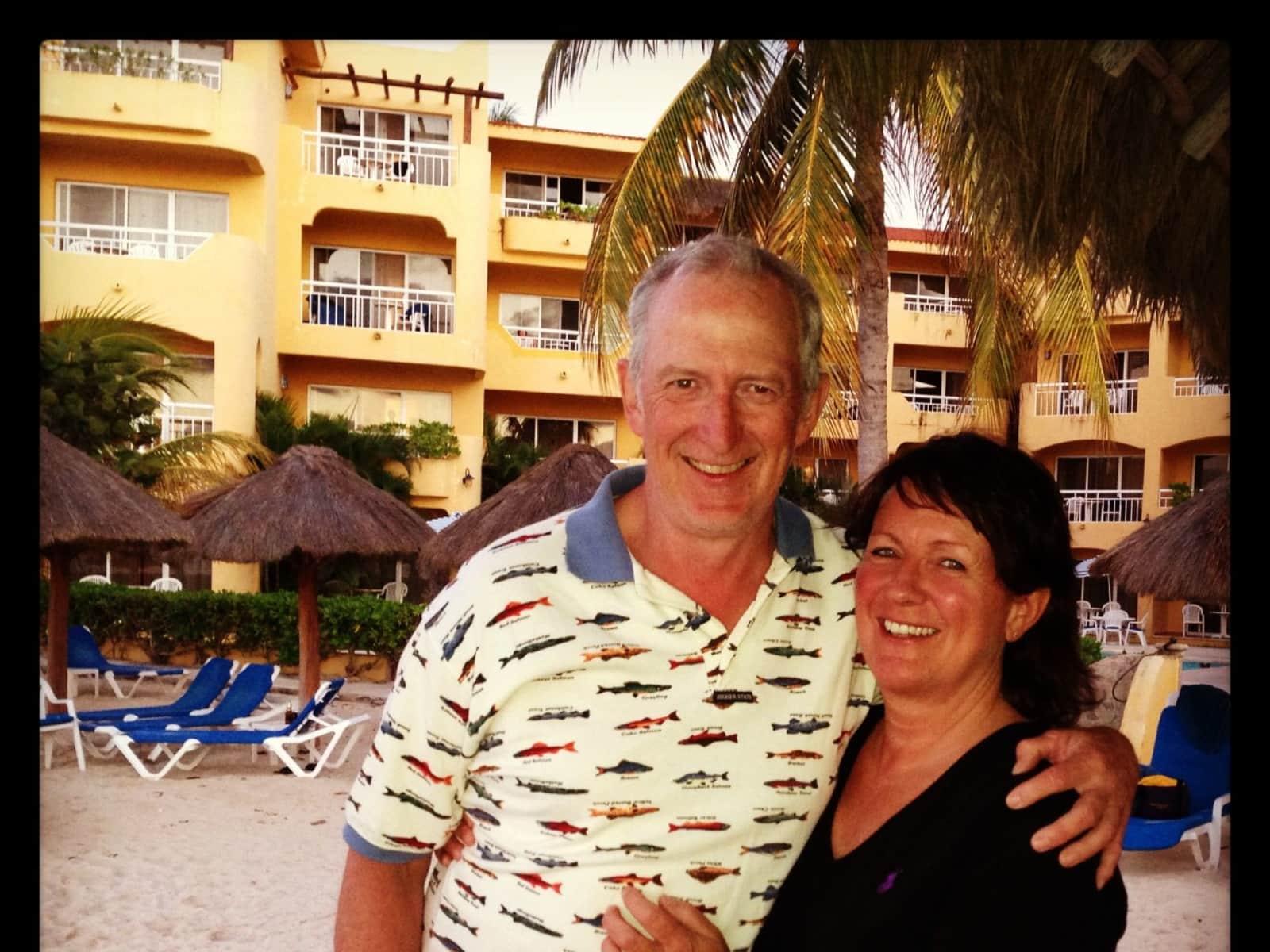 Sue & Jim from Portage la Prairie, Manitoba, Canada