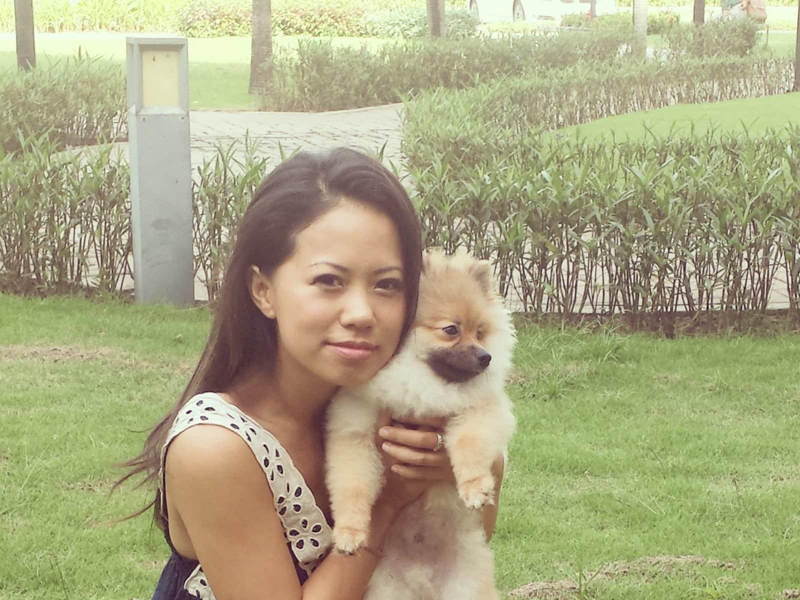 Lyna & Paul from Ho Chi Minh City, Vietnam
