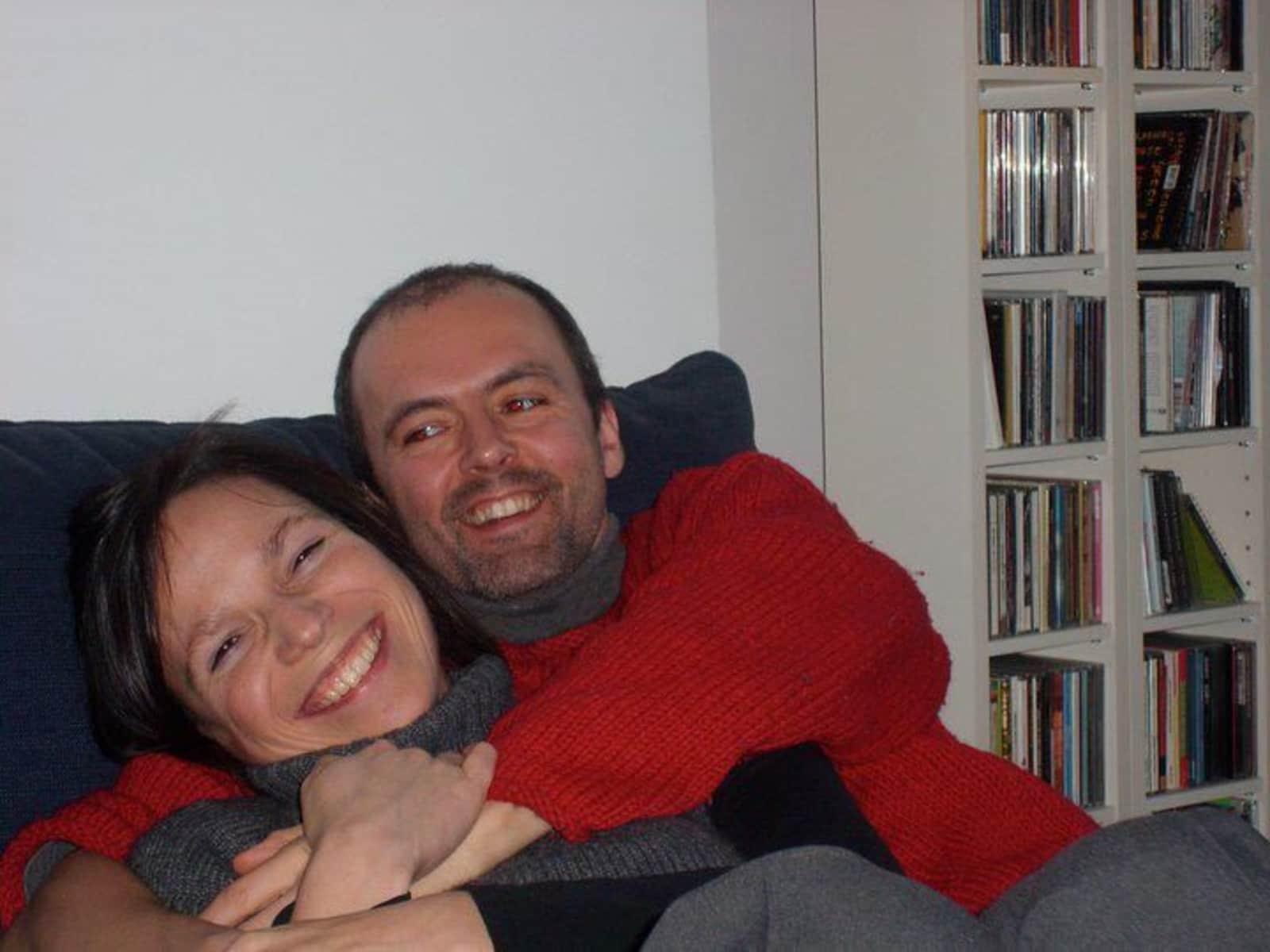 Margot & Kris from Antwerpen, Belgium